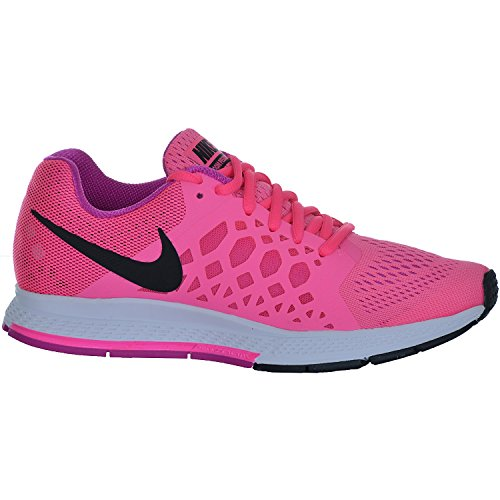 new arrival 491fc 12e7a Nike Womens Zoom Pegasus 31 Running Trainers 654486 Sneakers Shoes (uk 5 us  7.5 eu 38.5, pink pow black fuchsia flash 605) - Buy Online in UAE.