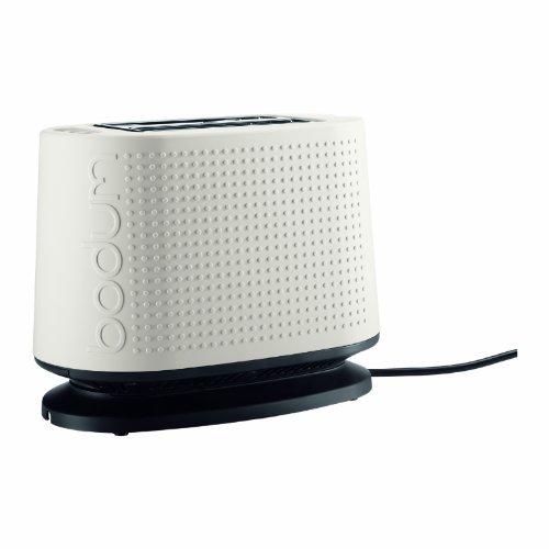 bodum white toaster - 1