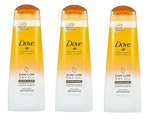 Dove Advanced Hair Greasy Shampoo