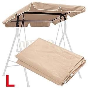 Amazon.com : World Pride Waterproof Swing Top Cover Canopy ...
