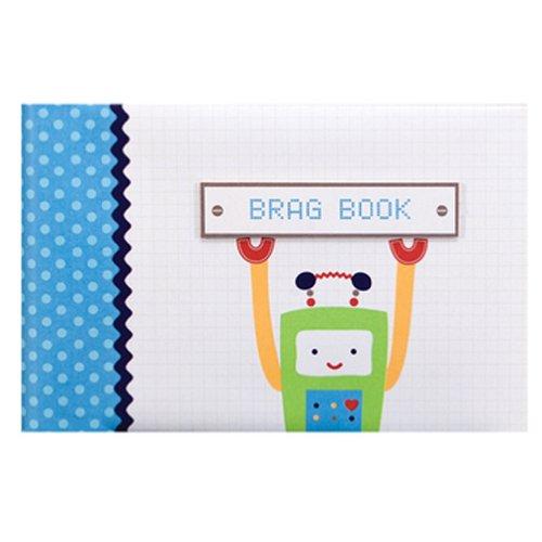 [해외]Nojo Brag Book 지갑 케이스 검정 / Nojo Brag Book, Baby Bots