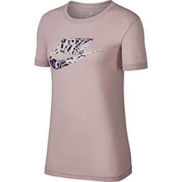 Nike NSW Print - Camiseta  Amazon.es  Deportes y aire libre 47fc9d65925a5
