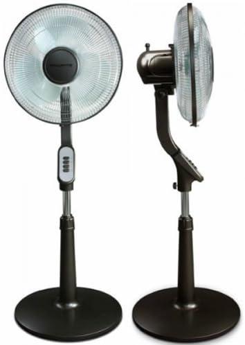 Rowenta VU5060, Negro, 60 MB/s - Ventilador: Amazon.es: Hogar