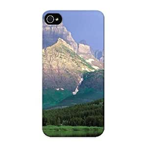 Awesome Case Cover/iphone 6 plus 5.5 Defender Case Cover(glacier National Park Mt Usa) Gift For Christmas by heywan