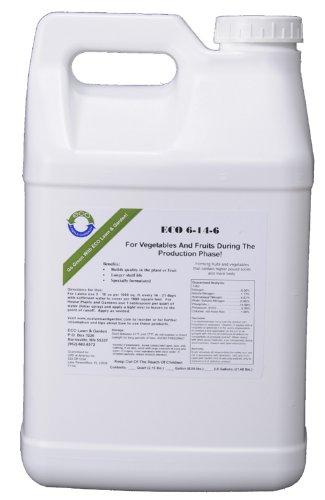 Natural Liquid Nitrogen Phosphorous Potash Fertilizer 6-1...