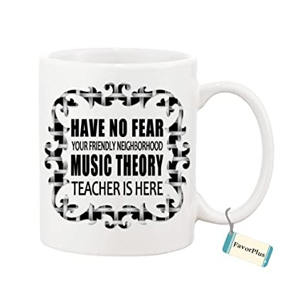 Amazoncom Have No Fear Music Theory Teacher Is Here School Year