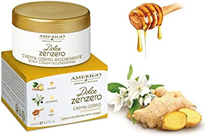 Dolce Zenzero Eau de parfum Amerigo: Amazon.it: Bellezza