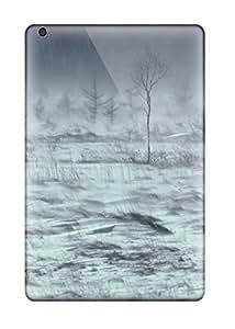 SYqyvbo8247EVnDz Tpu Phone Case With Fashionable Look For Ipad Mini/mini 2 - Winter Earth Nature Winter