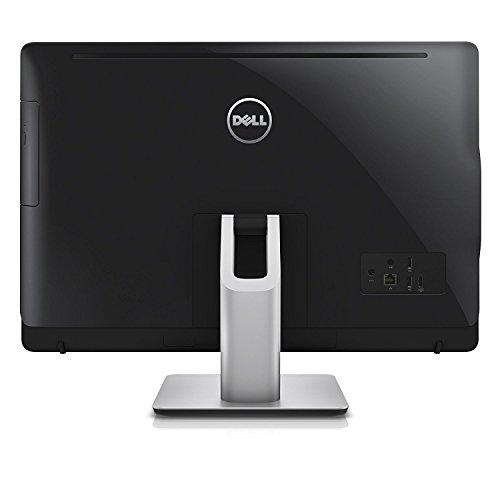 Dell Inspiron LED-Backlit Touch 23.8'' Full HD (1920 x 1080) All-In-One Computer, Intel Core i3-6100U, 8GB RAM, 1TB HDD, USB 3.0, HDMI, WiFi 802.11AC, Bluetooth, DVD RW, HD Webcam, Windows 10 by Dell (Image #3)