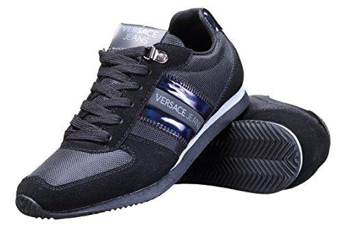 Versace Jeans Linea Sneaker Nylon Suede E0YOBSA1, Basket - 40 EU