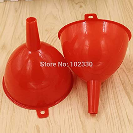 Amazon com: Funnels - 200pcs Plastic Funnel Water Refilling