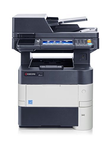 Kyocera 1102P62US0 Model ECOSYS M3560IDN Multifunctional Printer; Up To 60 PPM In A4; Double-Sided Print, Copy, Fax And Color-Scan Functionality; Mobile Printing Support Including AirPrint ()