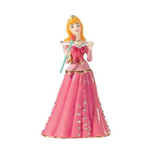 Disney Dept. 56 Sleeping Beauty Jeweled Box