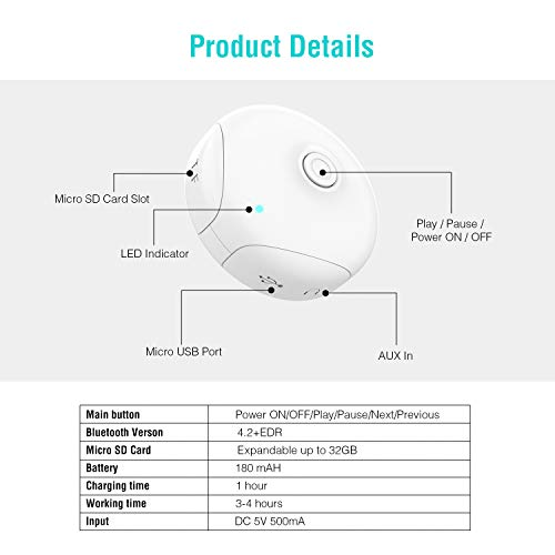 Bluetooth Transmitter, Radio Bluetooth Transmitter Connected to 3 5mm Audio  Devices Like TV, PC, Home Audio Device, Music Stream, MP3 Player Support