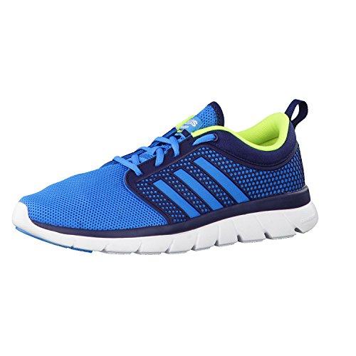 Menn Cloudfoam Sort Fitness Asurblå Sko Groove Adidas dwS85qgd
