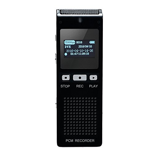 Dictaphone Microphone Professional Interviews RP11