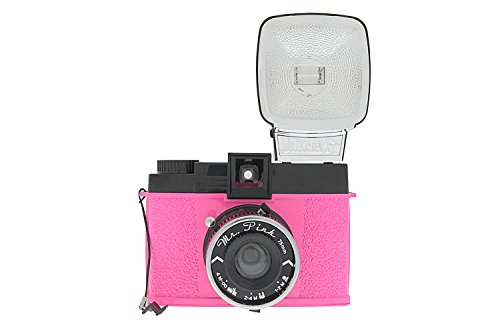 Lomography Diana F Medium Format Camera With Flash - 7