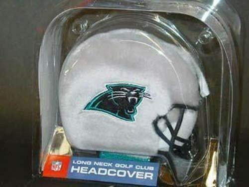 McArthur NFL Carolina Panthers Helmet Headcover, New
