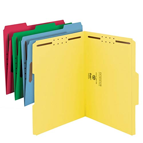 Colored 2 Fastener Folder - 1