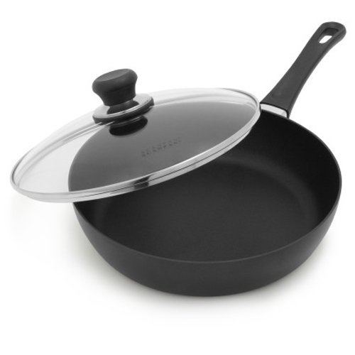 Scanpan Classic Saute Pan with Lid 20101204 , 10¼