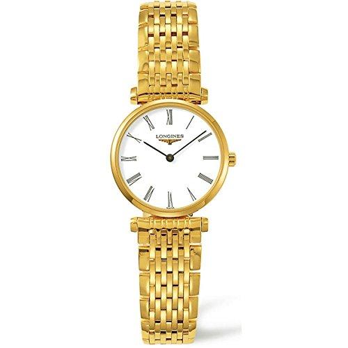 Longines La Grande Classique White Dial Stainless Steel Ladies Watch L42092118