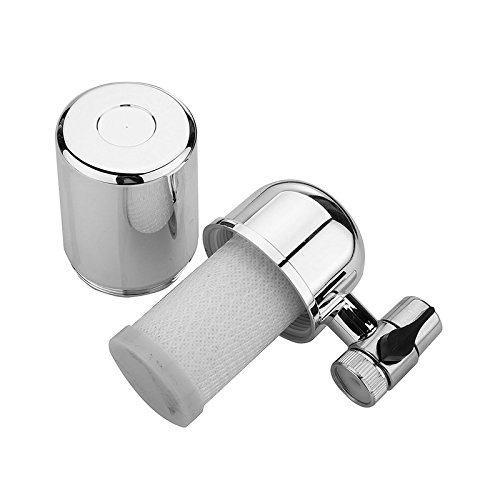 Wasserhahn Wasser-Filter Wasser Purifying Ger/ät f/ür Kome K/üche Wasserhahn Halterung Filter mit Advanced Wasser Filtration Hangang Leitungswasser Luftreiniger Filter