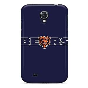 Sqh11858HVuH Franiry79c24 Chicago Bears 4 Durable Galaxy S4 Tpu Flexible Soft Cases