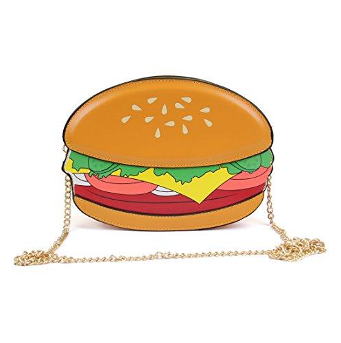 (LUI SUI-Women Novelty Crossbody Bag Funky Purse Cute Phone Bag Party Exquisite Handbag)