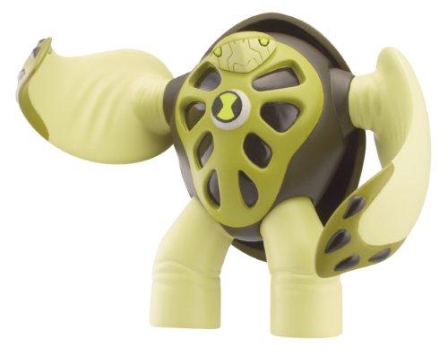 Ben 10, Ultimate Alien, Terraspin Action Figure, 4 Inches