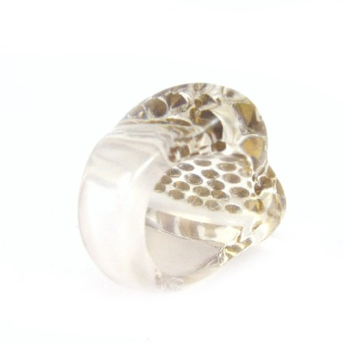 "Bague ""Illuminations"" Coeur Blanc"