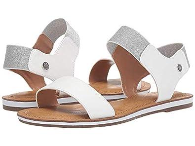 c6f9b97645 Amazon.com | Tommy Hilfiger Women's, Gorgina Sandals | Sandals