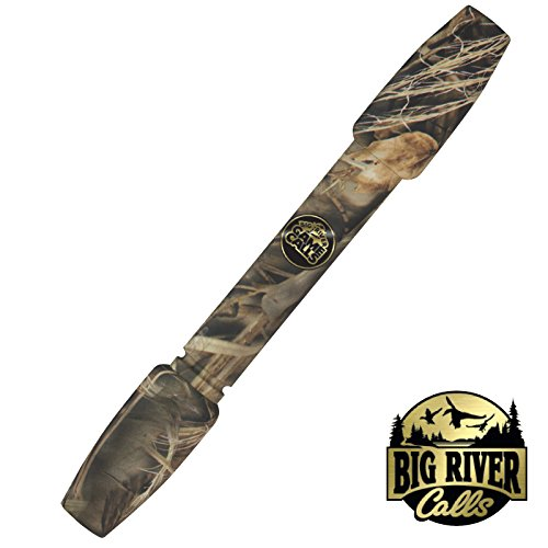 Flambeau Outdoor BR189 Long Honker Goose Flute-SGB Camo Big River Goose Call by Flambeau