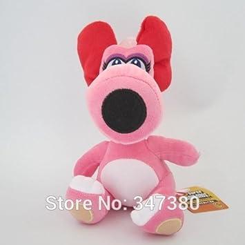 Amazon.com: EMS 50pcs/lot Cute Super Mario Bros 22 cm Birdo ...