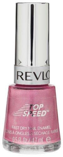 Revlon Top Speed Nail Enamel, Orchid, 0.5 Fl Oz