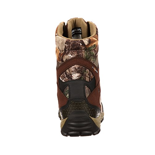 Mens Uomo Roccioso 9 Silenthunter Camouflage Impermeabile Outdoor Boot-rks0218