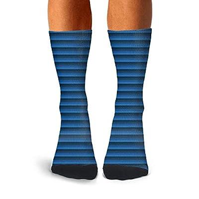 Men's Socks Casual Moisture Control Cool Crew Socks