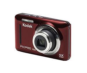 Kodak PIXPRO Friendly Zoom FZ53 (Premium Bundle, Red) from Kodak