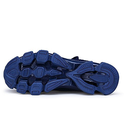 Basse da Ginnastica Uomo Scarpe 731 XIANV Blau qtzpRn7nwx