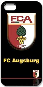 Augsburg Logo FC HD image case cover for iphone 5 black A Nice Present by ruishernameMaris's Diary