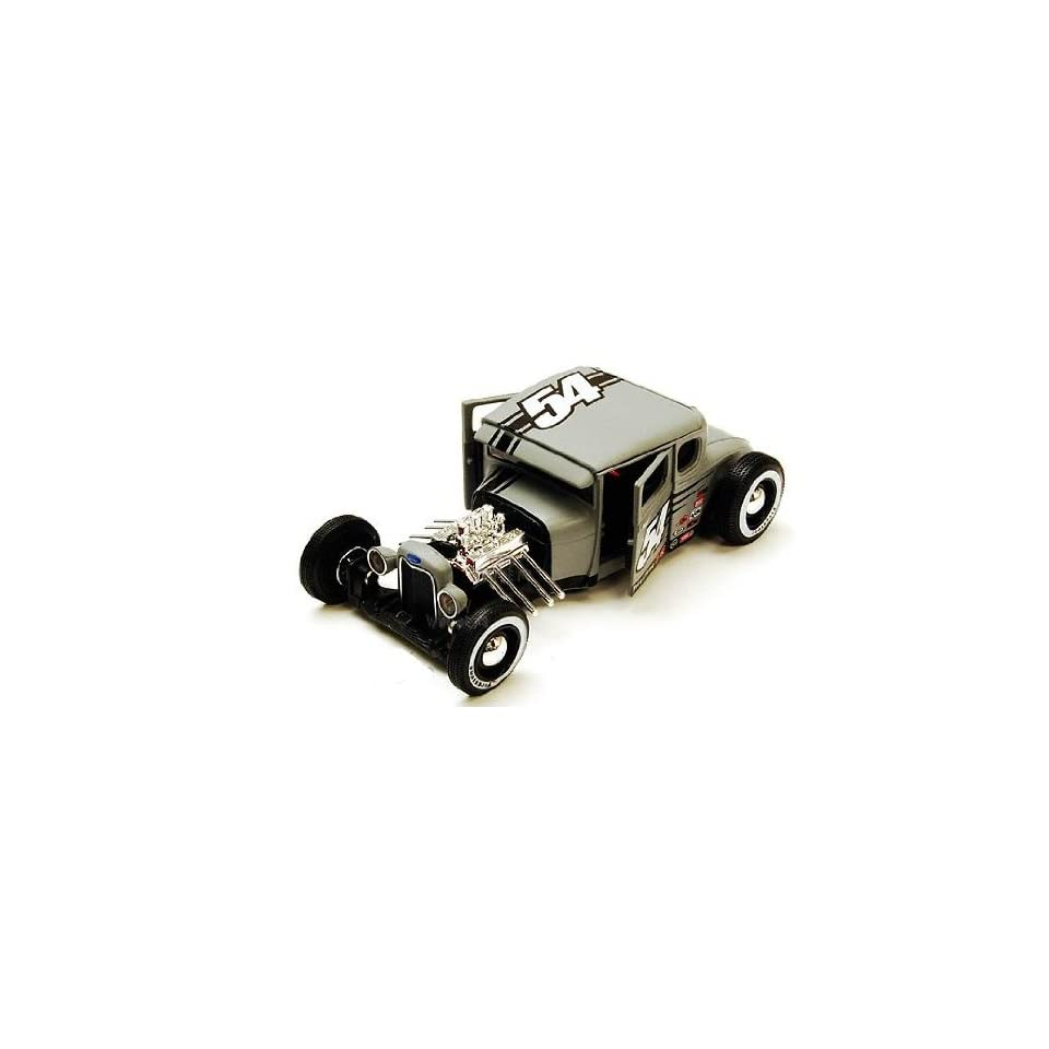 Maisto Custom Shop   Ford Model A (1929, 124, color may vary .) diecast car model american classic design metal vehicle iron die cast toy