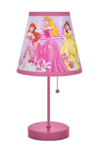 Disney Shades Lamp (Disney Princess Table Lamp)