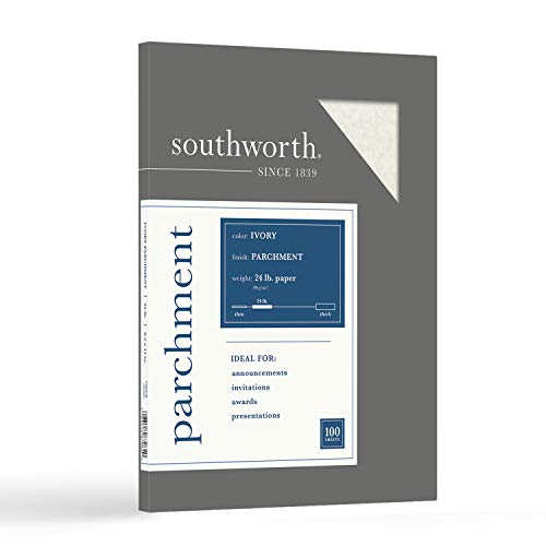 Parchment Specialty Paper 24