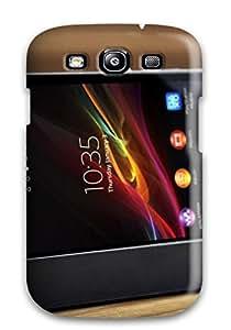 Popular JessicaBMcrae New Style Durable Galaxy S3 Case (ksMQcTj2129jvxVa)