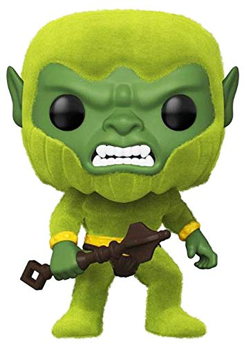 - Funko Pop! Animation: Masters Of The Universe | Moss Man (Toys R Us) Exclusive Flocked Vinyl Figure # 568
