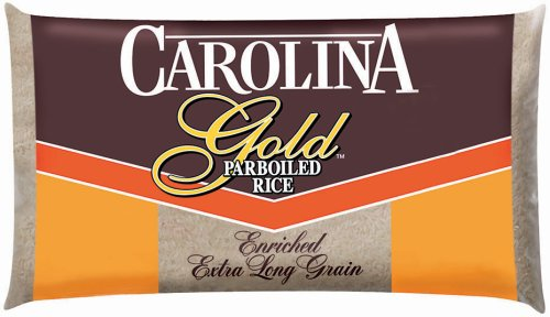 Carolina Gold Parboiled Rice, 10 lbs.
