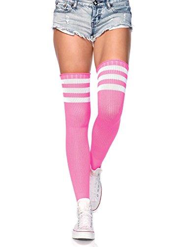 Leg Avenue Womens Athlete Stripe product image