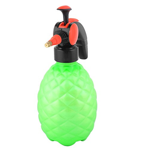 uxcell Plastic Home Garden Flower Plant Watering Nozzle Trigger Spray Water Bottle Green by uxcell