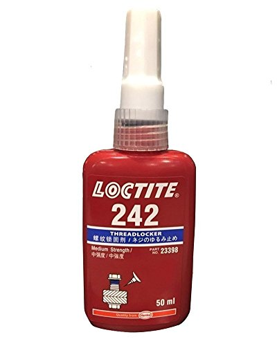 Henkel Loctite 242 Nut & Bolt Threadlocker, 50mL
