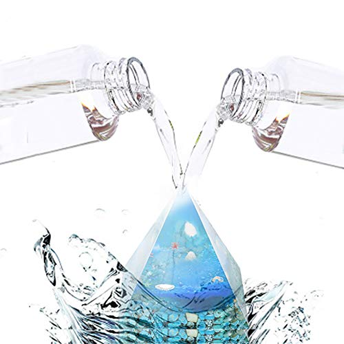 Epoxy Resin Crystal Clear Art Resin 2 Part Epoxy Resin