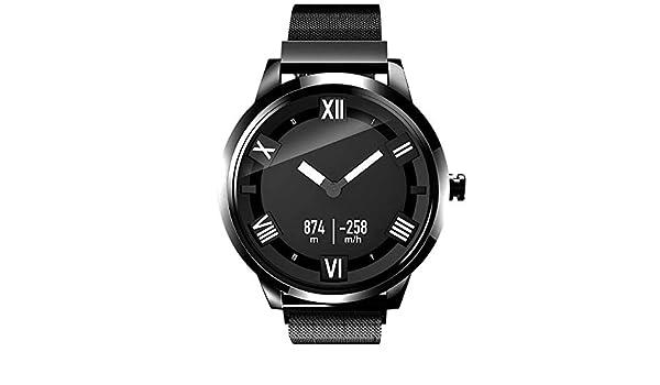 Reloj inteligente de Moda Lenovo Watch X Plus Correa de Acero ...